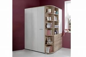 Armoire D Angle Chambre : armoire d 39 angle chambre enfant cbc meubles ~ Melissatoandfro.com Idées de Décoration