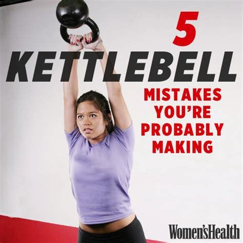 kettlebell mistakes kenny probably making re