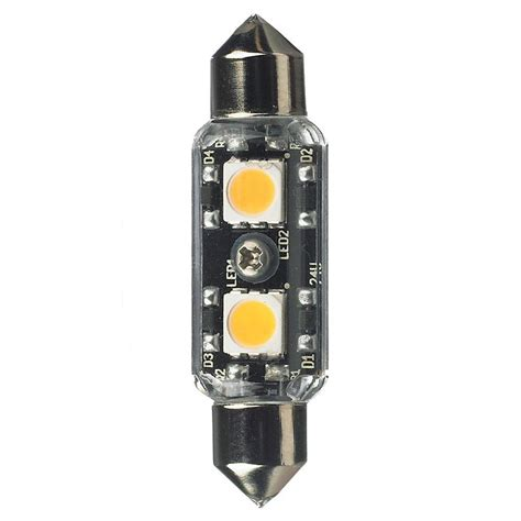 lbl lighting ambiance 24 volt led clear t3 festoon l