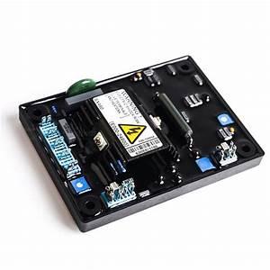 Sx460 Avr Generator Voltage Regulator Board