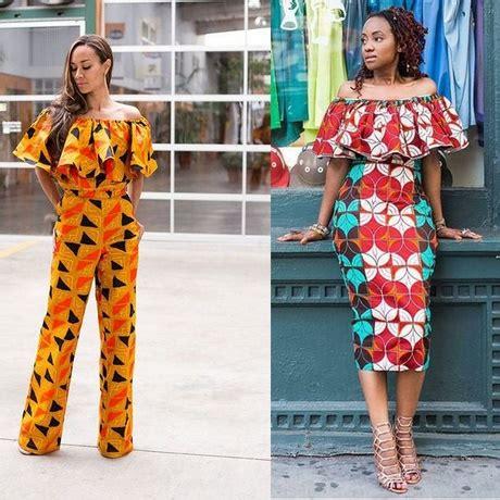 model robe pagne 2018