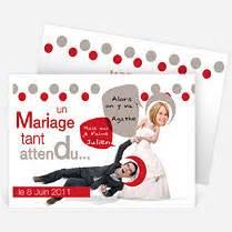 faire part mariage original humoristique faire part mariage humoristique sur monfairepart