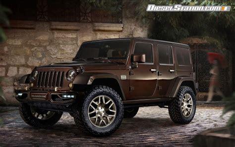Jeep Wrangler Sundancer Concept 2014 Widescreen Exotic Car