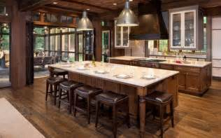 stove in island kitchens 25 spectacular kitchen islands with a stove pictures