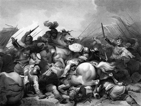 siege emperor battle of bosworth by philip de loutherbourg