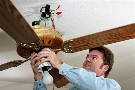 Ceiling Fan Shakes And Squeaks by How To Lubricate A Squeaky Ceiling Fan Home Improvement Base