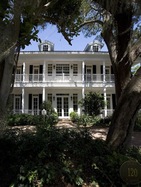colonial porch home design ideas pictures remodel  decor