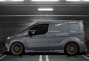 Ford Transit Connect By Ms-rt