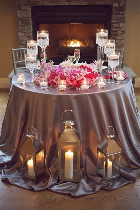 5 Elements of a Picture Perfect Sweetheart Table