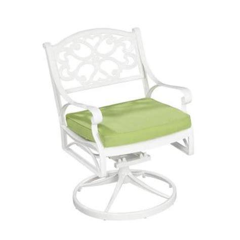 Home Styles Green Apple Outdoor Chair Cushion 5500 CUS