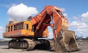 Hitachi Ex5500 Hydraulic Excavator Operator U2019s Manual
