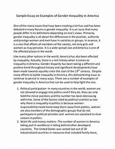 Essays On Gender Inequality creative writing course tel aviv images used for creative writing homework 10-1 order of operations