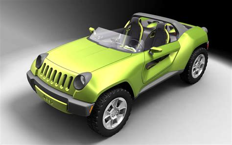 jeep renegade concept photo gallery motor trend