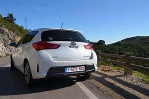 Avis Toyota Auris Hybride : auris 2 hybride ~ Gottalentnigeria.com Avis de Voitures