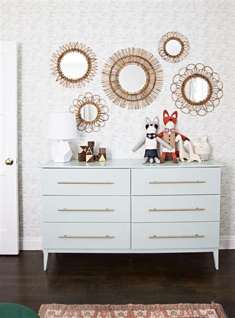 Tarva 6 Drawer Dresser by Remodelaholic 25 Ikea Tarva Chest Hacks