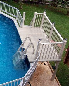 8x8 above ground pool deck plans above ground pool decks on above ground pool