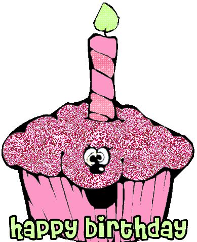 Happy Birthday Animated Clip Animated Happy Birthday Clipart Clipart Panda Free