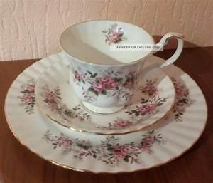 Wedgwood Porzellan Alte Serien : porzellan royal albert serie lavender rose sch nes 3 tlg kaffeegedeck ~ Orissabook.com Haus und Dekorationen