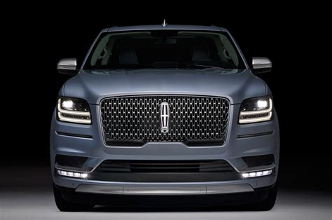 2018 Lincoln Navigator Reviews And Rating  Motor Trend
