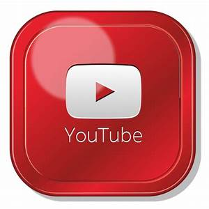 Youtube app square logo - Transparent PNG & SVG vector