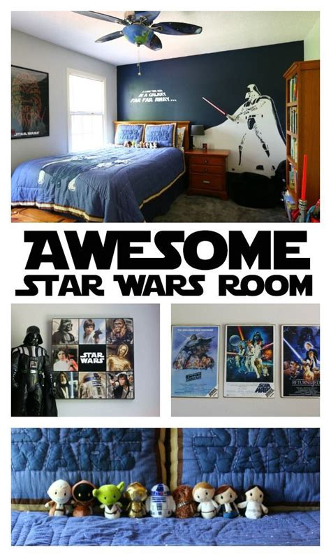 Wars Bedroom Decorations - this wars room is every boy s complete with