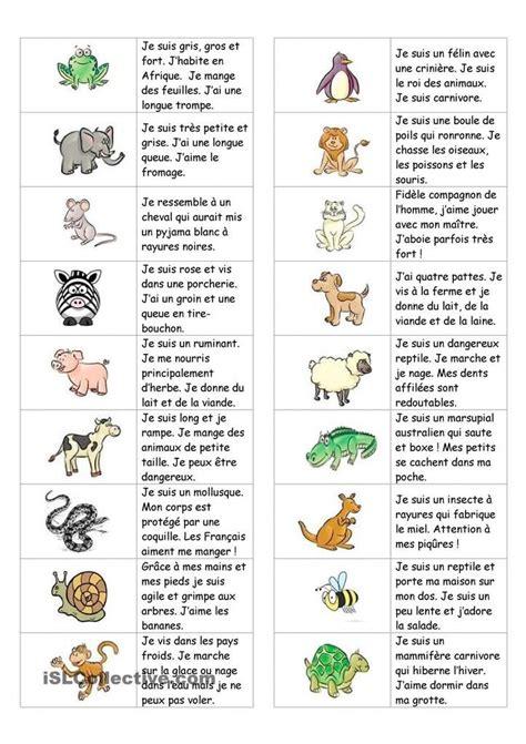 les 25 meilleures id 233 es concernant activit 233 s des animaux
