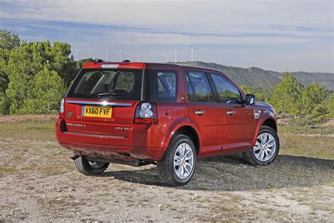 land rover freelander wd review  drives auto express