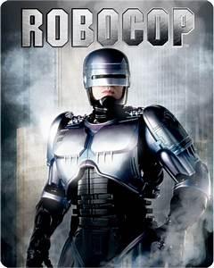 Robocop Limited Edition Steelbook Includes DVD Blu Ray