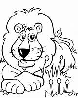 Lion Coloring Pages Coloring2print sketch template