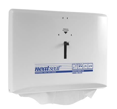 couvre siege wc distributeur couvre siege wc blanc neat seat steiner