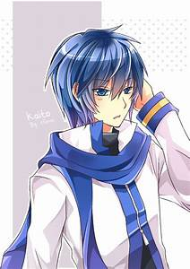 FA: Kaito Vocaloid by Himu-Himu on DeviantArt