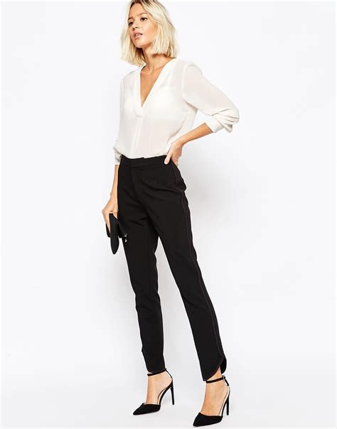 Mariage Chetre Chic Tenue Pantalon Slim Chic Tenue Invitee Mariage With A Like That Lifestyle