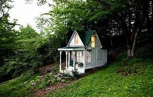 Tiny House Stellplatz : shabby streamside studio tiny houses ~ Frokenaadalensverden.com Haus und Dekorationen