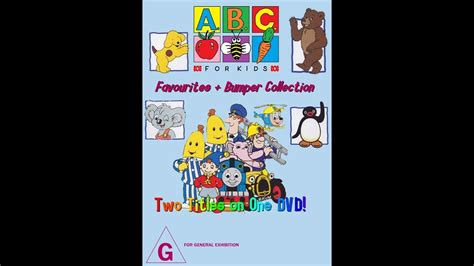 opening to abc for favourites bumper collection