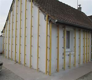 Isolation Extérieure Bardage Prix : isolation thermique par l 39 exterieur ite bardage ~ Premium-room.com Idées de Décoration