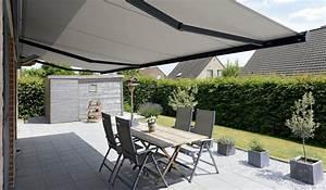 Store Pour Terrasse : store banne store pour une terrasse ombrag e brustor ~ Premium-room.com Idées de Décoration