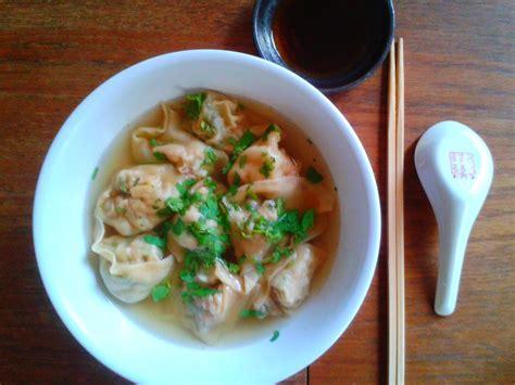 la cuisine chinoise gargotte chinoise le temps d 39 une soupe aux raviolis