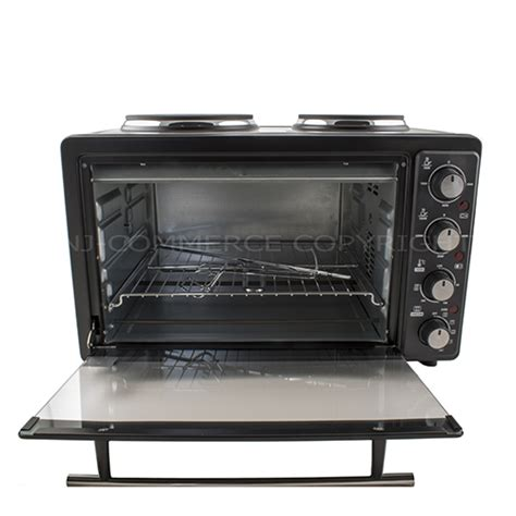 mini convection oven electric grill hob rotisserie hot plate