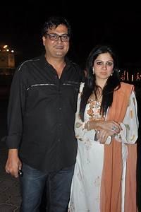 Writer turned director Rumi Jaffrey at the wedding ...
