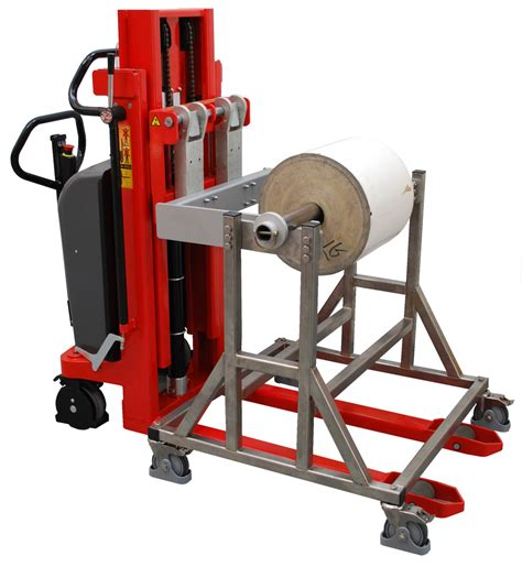 hsm cradle lifting attachment  reel transfer stand