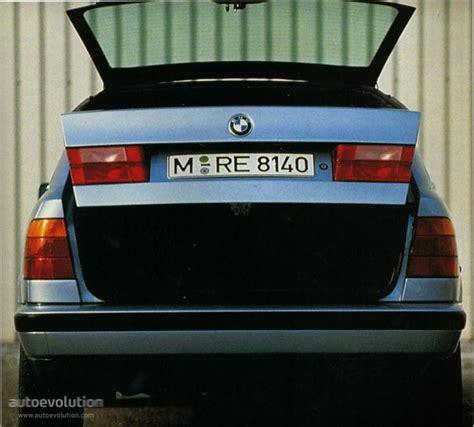 BMW 5 Series Touring (E34) specs & photos - 1992, 1993 ...