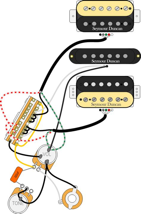Guitar Wiring Explored Introducing The Super Switch