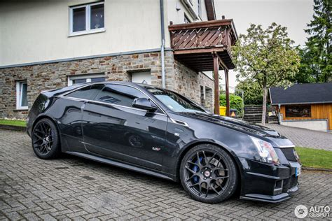 Cts V Coupe 2015 by Cadillac Cts V Coupe Hennessey V700 25 Mei 2015 Autogespot