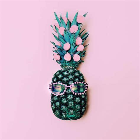 pink ananas die tropenfrucht jetzt neu  pink fit  fun