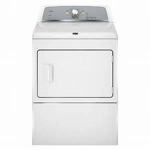 Maytag Electric Dryer 7 4 Cu  Ft  Medx500xw