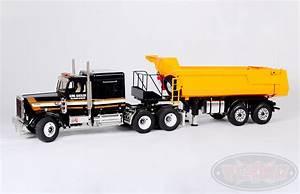 1/14 Earth Mover 490 Hydraulic End Dump Tipper for Tamiya ...