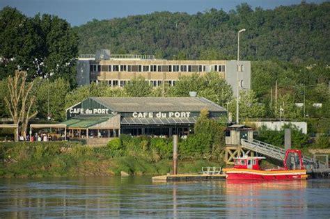from a distance picture of cafe du port bordeaux tripadvisor