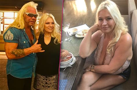 dog the bounty hunter s wife beth diagnosed with stage 2 throat cancer hollywood life