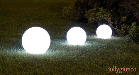 Illuminazione Da Giardino Led Lade Led E Vasi Da Giardino