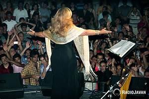 Leila Forouhar Live In Baku Photos - RadioJavan.com